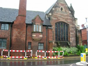 St John's Hospital Without the Barrs, Lichfield