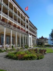Berghotel Schatzalp.