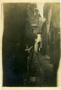 Vicars' Close (Lower Courtyard), Lichfield