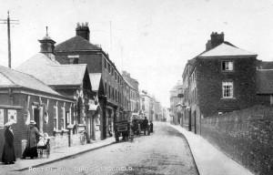 The Old Post Office, Bird Street, Lichfield.