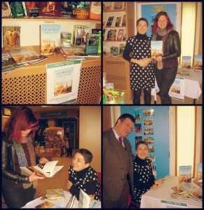 Heritage Centre signing montage