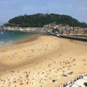 Travel Notebook: San Sebastián